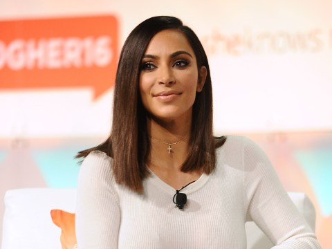 Kim Kardashian loves to wear labels – but not if they're feminist