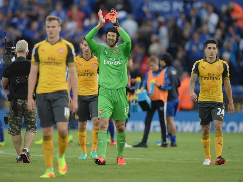 Arsenal goalkeeper Petr Cech aiming to continue playing at top level until his early 40s