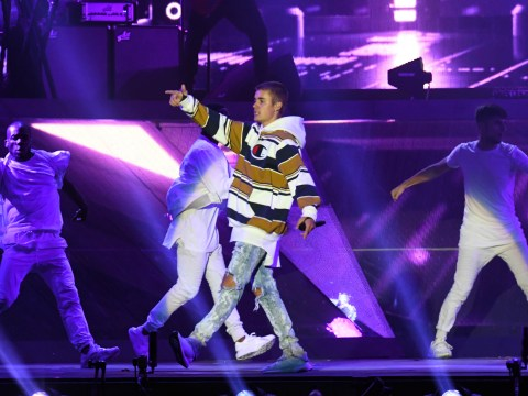 Justin Bieber slammed by fans for 'miming' during his headline slot at V Festival