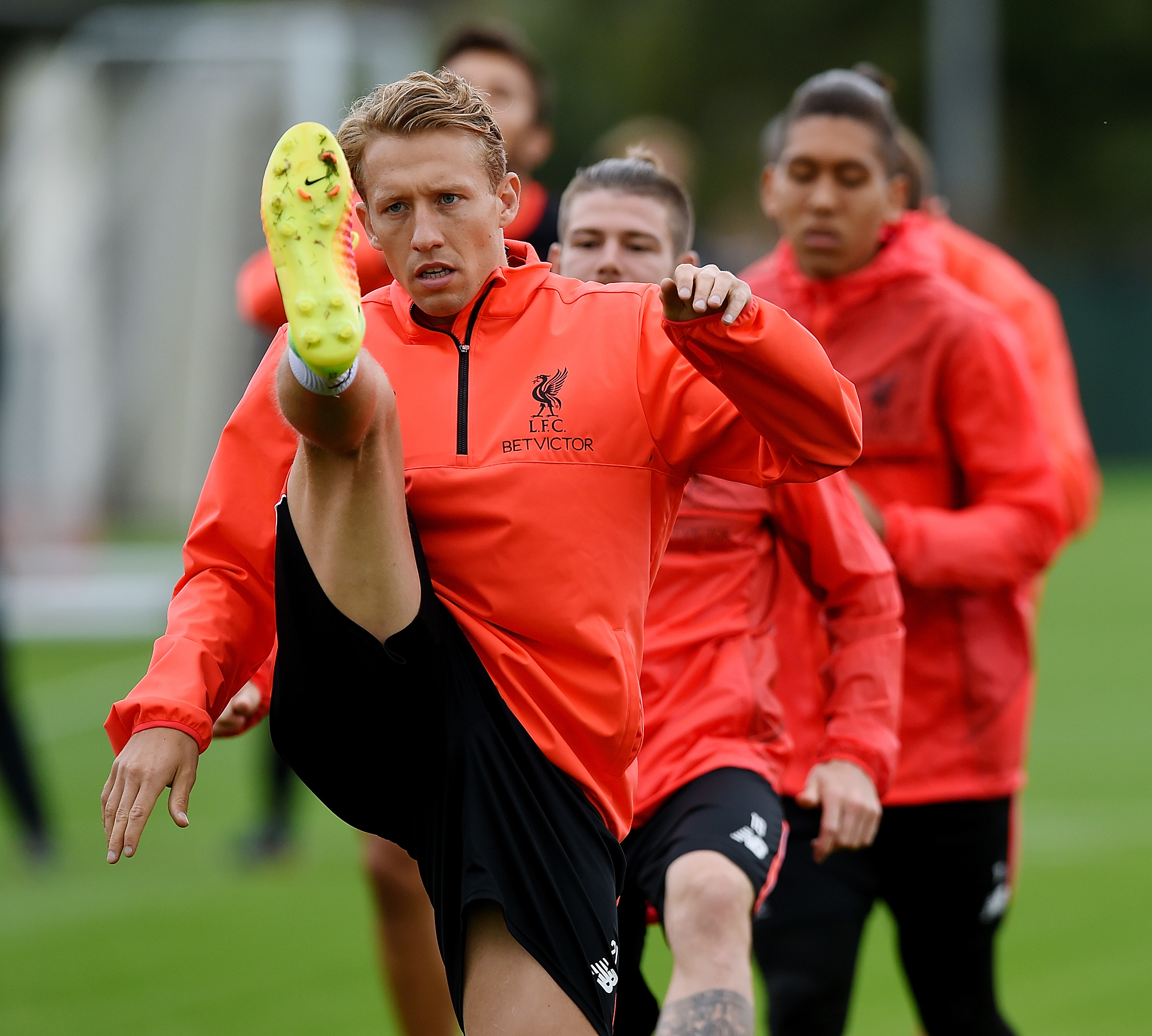 Liverpool's Lucas Leiva unhappy with latest transfer speculation