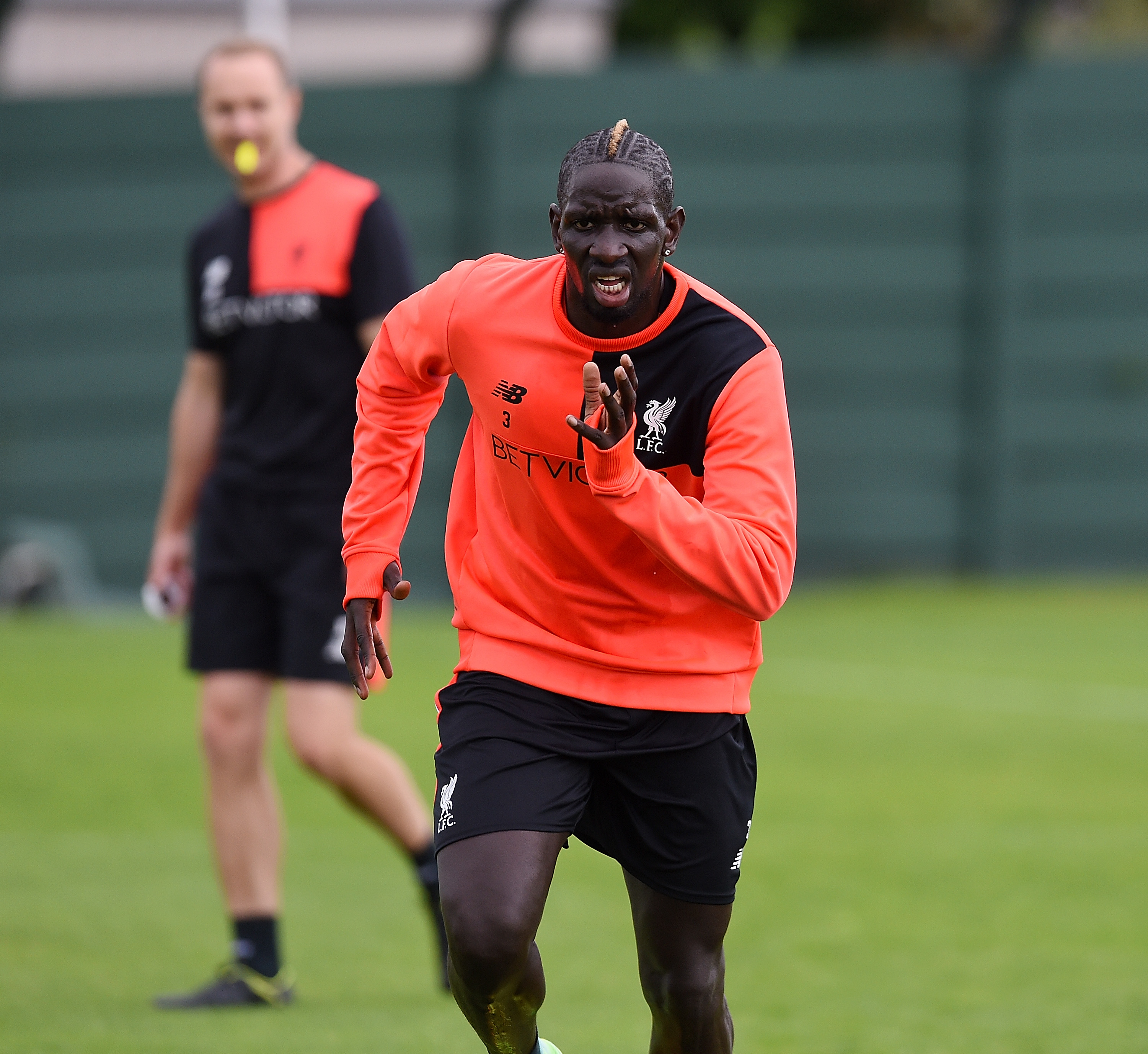 Liverpool's Mamadou Sakho stalling on Stoke City transfer
