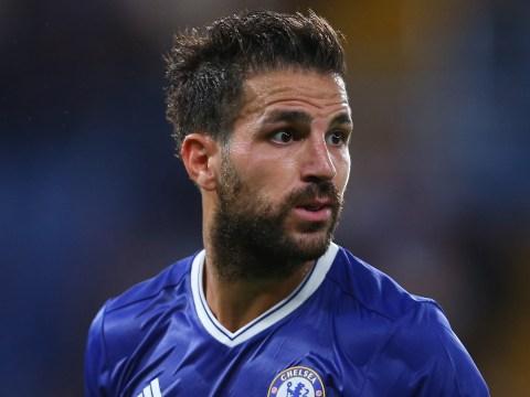 Chelsea offer Cesc Fabregas to AC Milan on loan