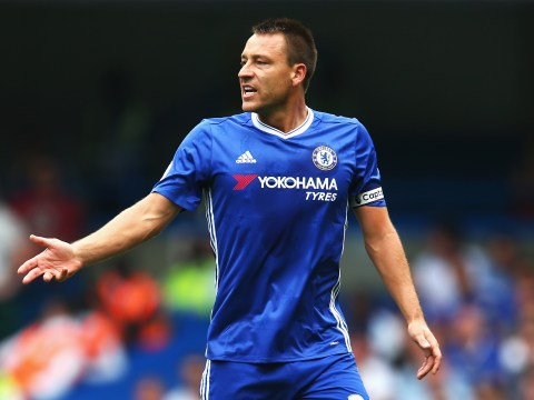 Chelsea captain John Terry turns down chance to return to England squad