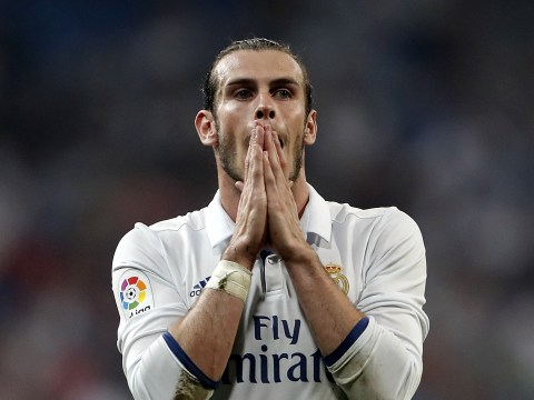 Manchester United make Real Madrid's Gareth Bale their top transfer target