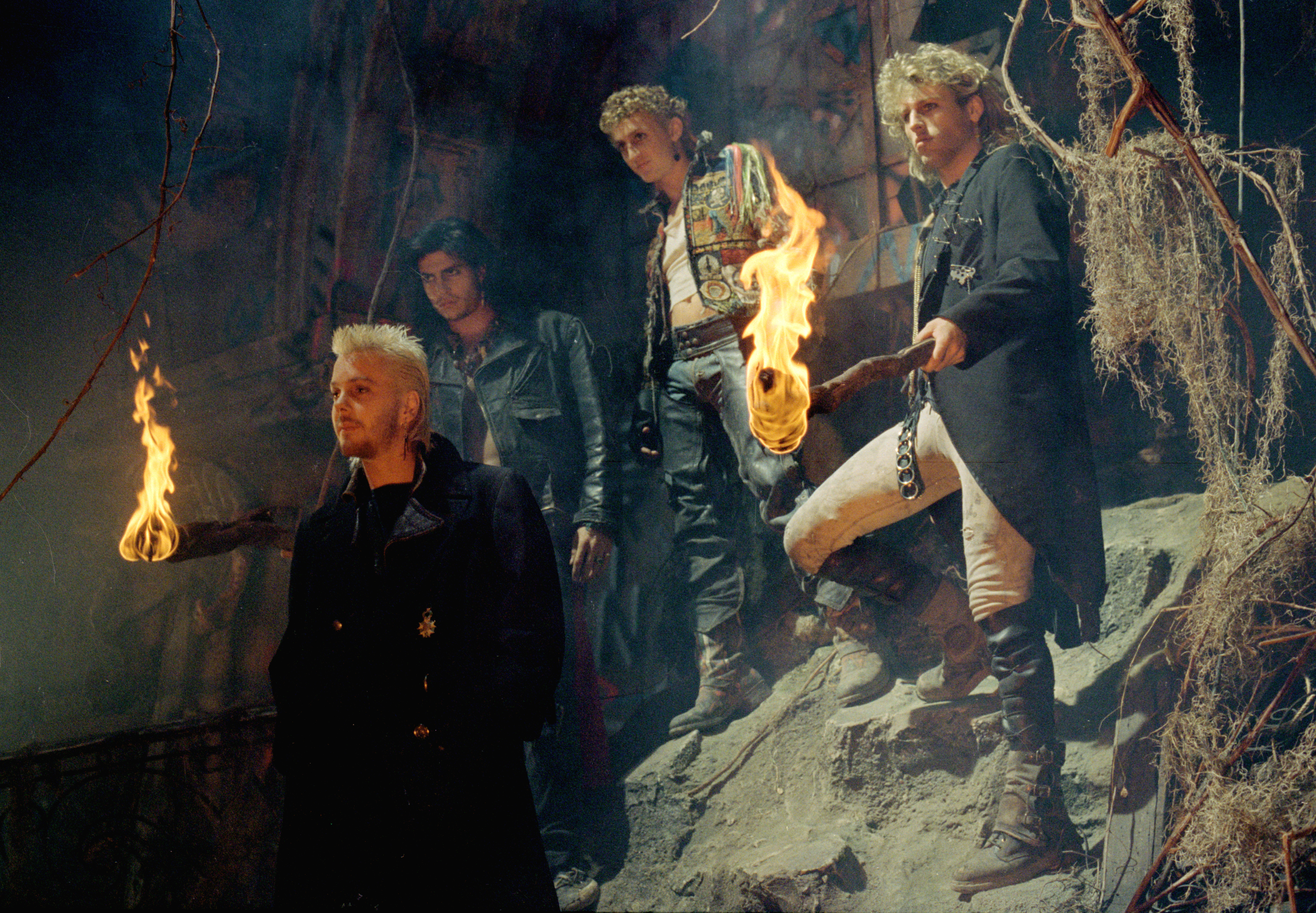 Eighties classic movie The Lost Boys is being rebooted as a TV series