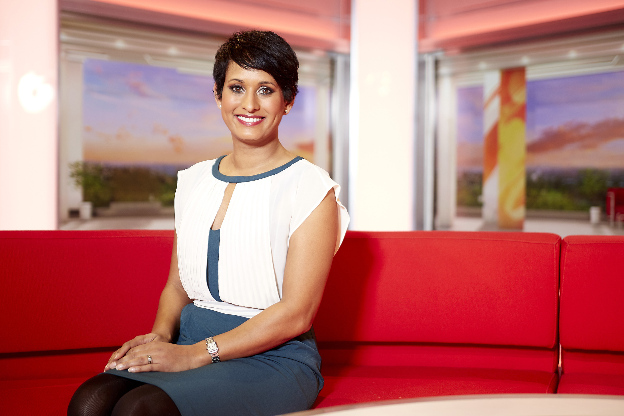 BBC Breakfast's Naga Munchetty joins the Strictly Come Dancing 2016 line-up