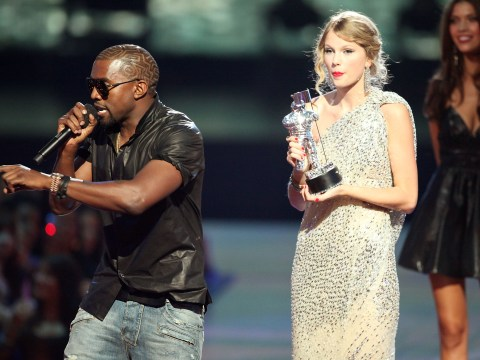 Kanye West might finally be moving to make peace with Taylor Swift