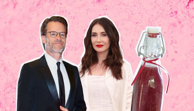 Guy Pearce has offered to blend up a placenta for fans (Picture: REX/Metro.co.uk)