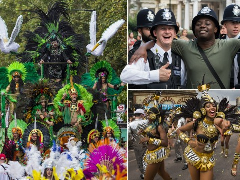 Notting Hill Carnival's 50th anniversary in pictures