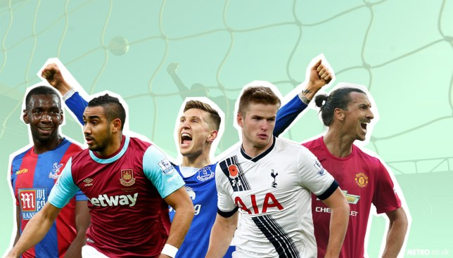 Fantasy Football tips: The most popular starting XI picked so far Credit: Getty Images/REX/Metro.co.uk