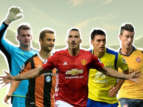Fantasy Football Gameweek 2: Zlatan Ibrahimovic spearheads our Team of the Week