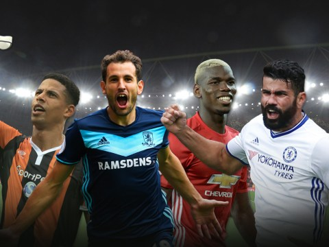 Premier League team of the week: Paul Pogba, Diego Costa and Rob Holding impress in round two
