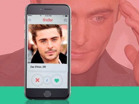 Zac Efron proved to be a complete flop on Tinder