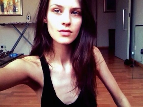 Former Calvin Klein model Kayley Chabot blames fashion industry for drug addiction and eating disorder after quitting modelling aged just 17