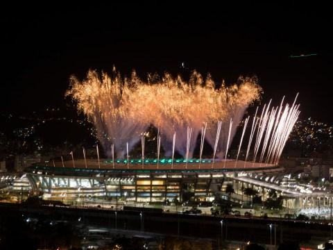 Rio Olympics: Controlled explosion at Maracana Stadium