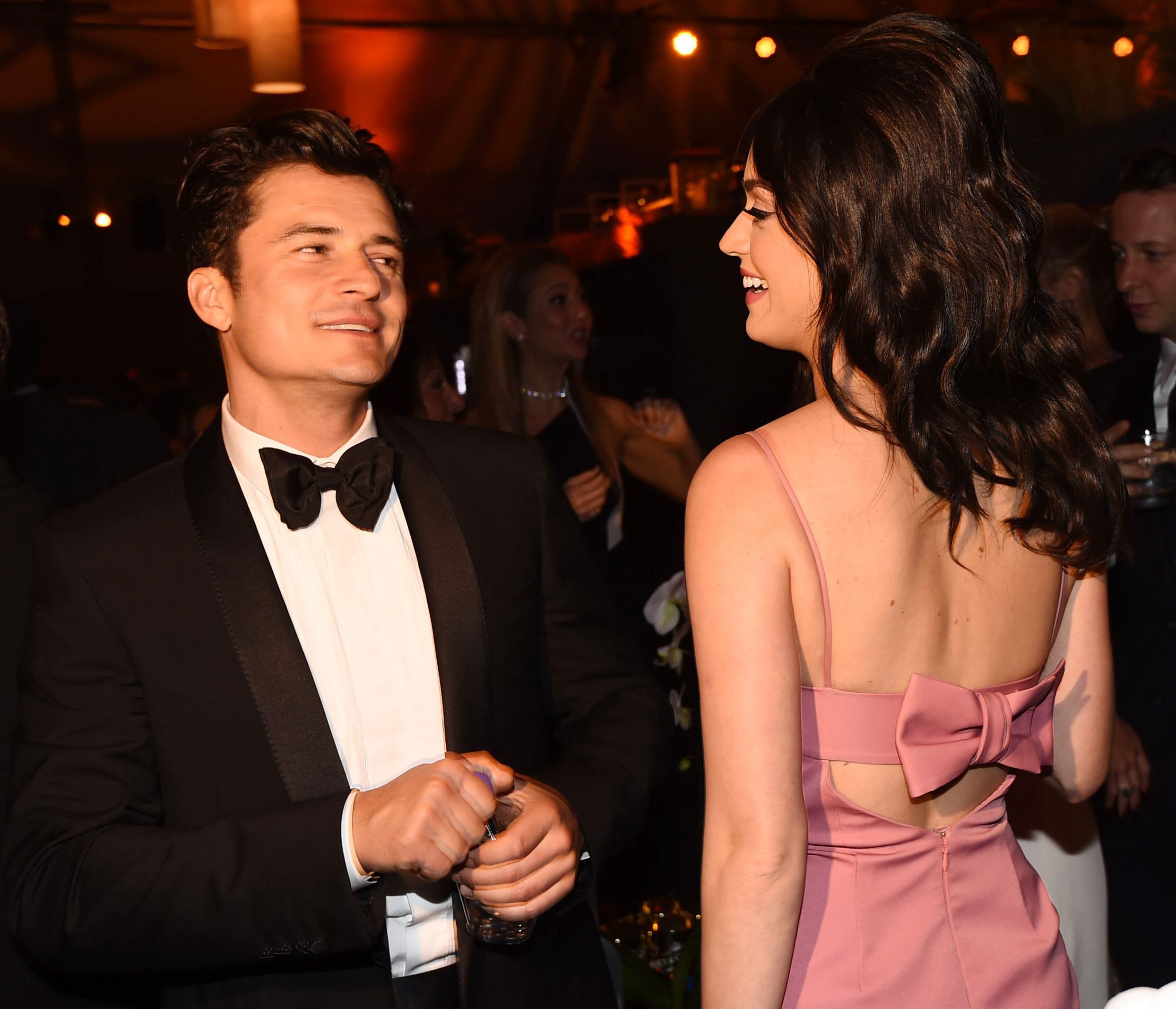 Orlando Bloom 'wants marriage and kids' with Katy Perry after flashing his penis to the world