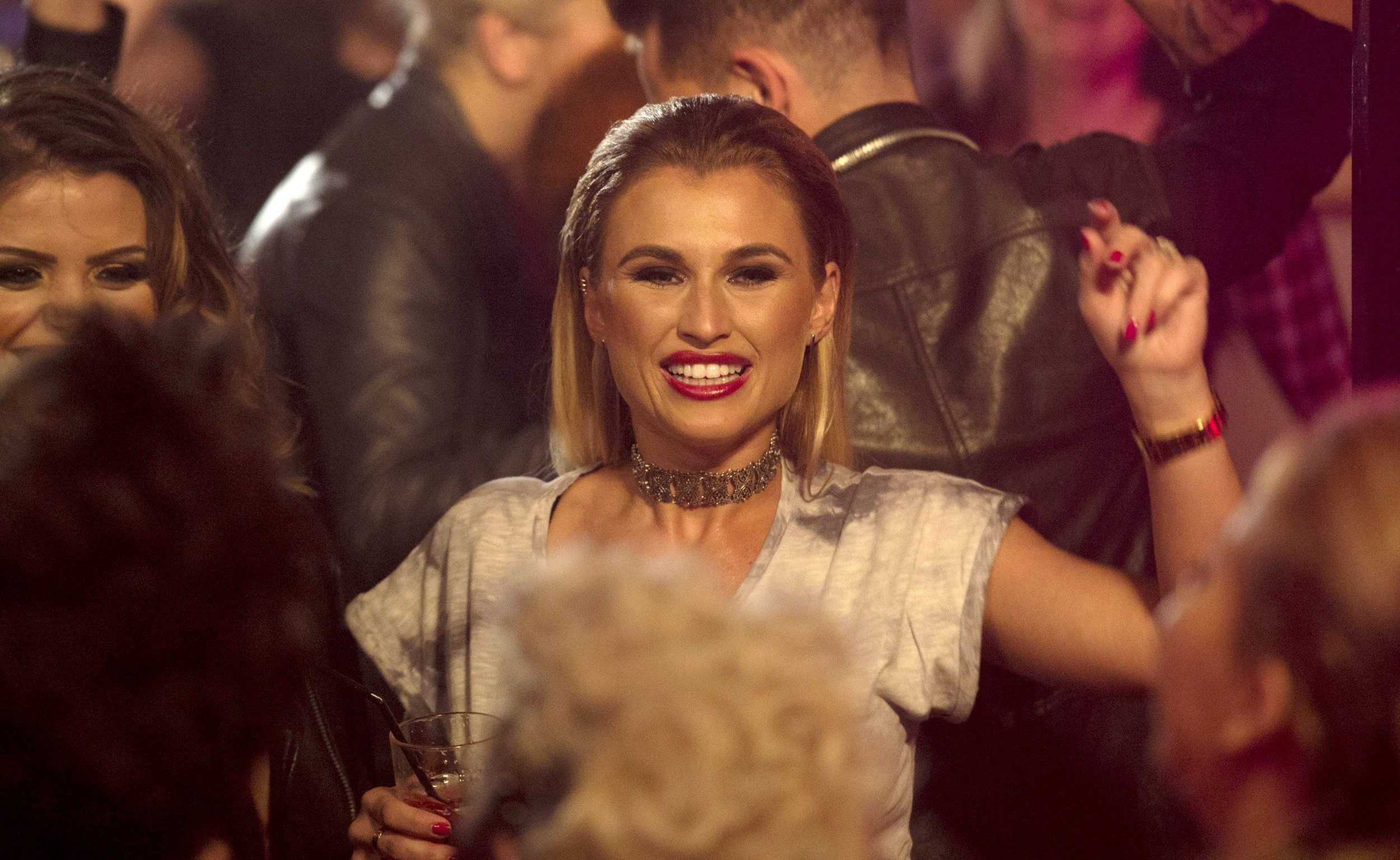 Billie Faiers quits TOWIE after six years to spend more time with her family