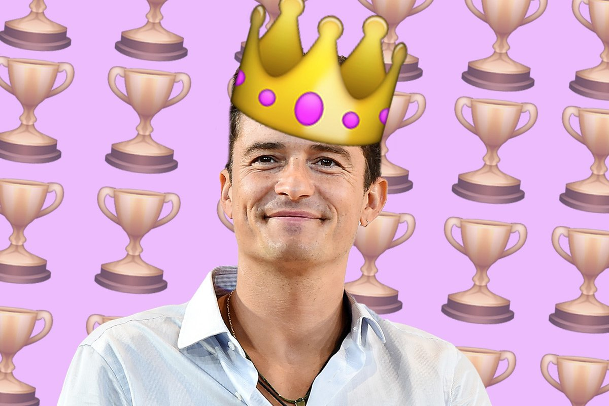7 times Orlando Bloom was a total legend