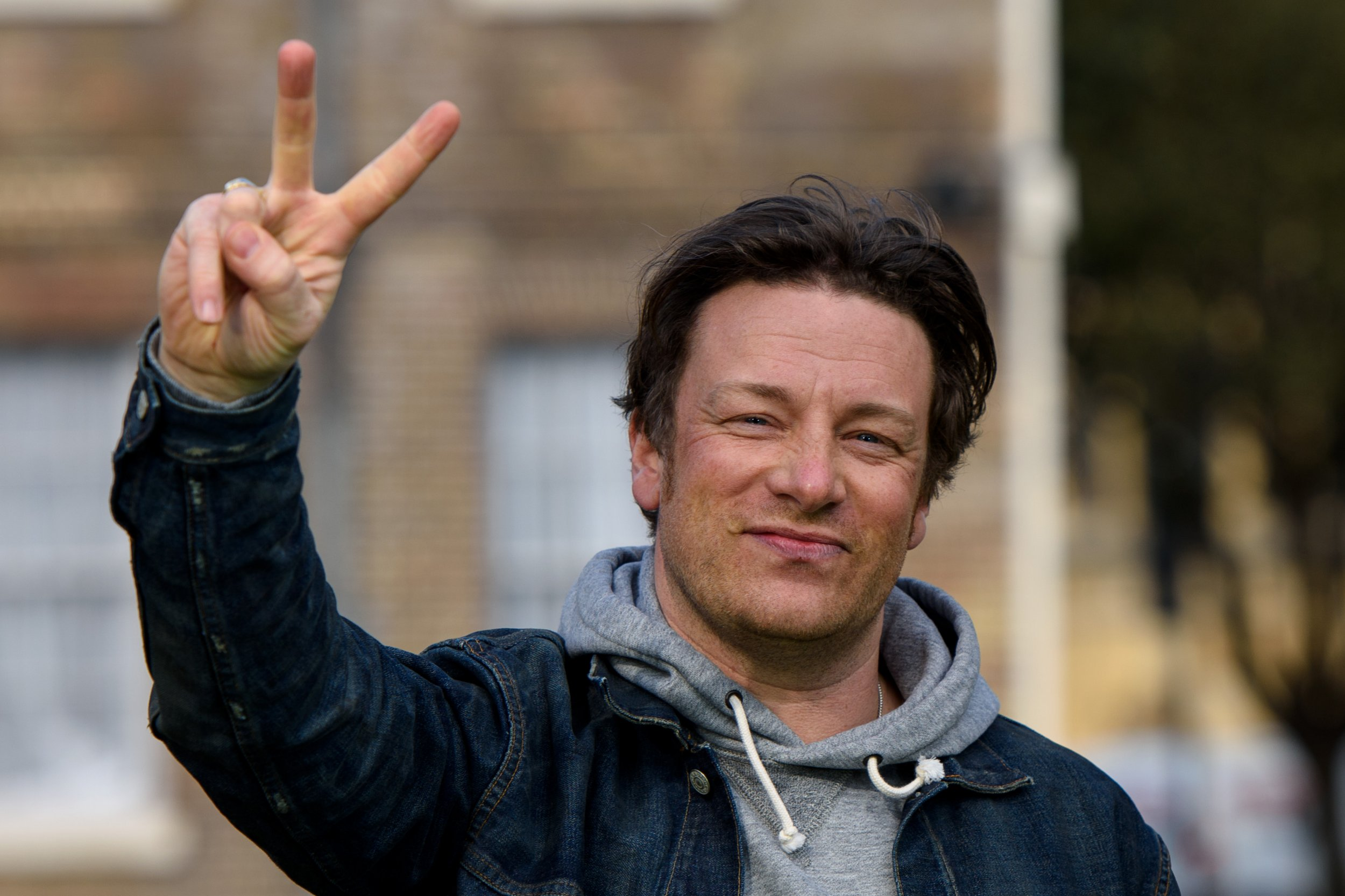 Jamie and Jools Oliver might just have revealed the name of their newborn son