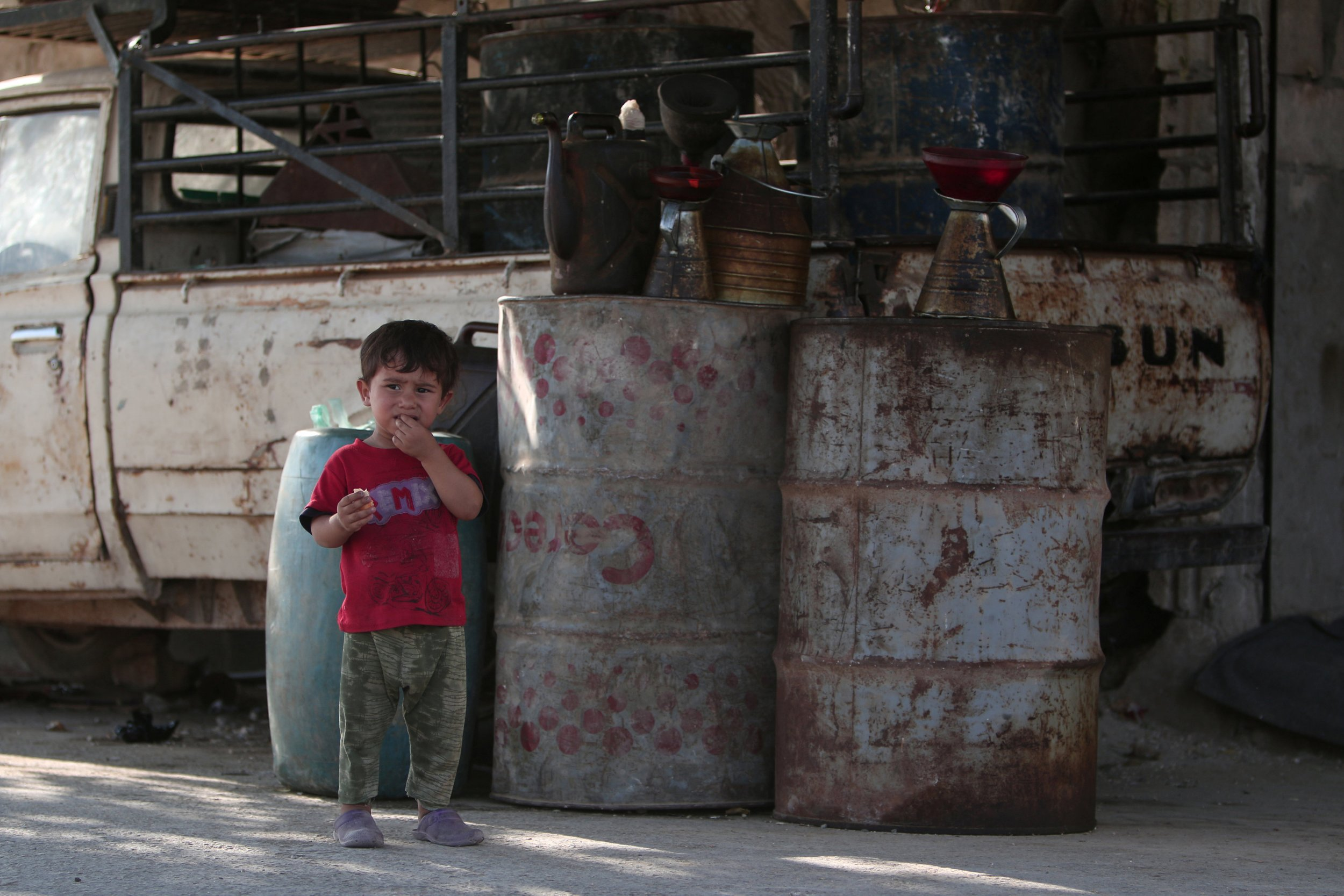 UN calls for ceasefire in Aleppo as 2million are left without water