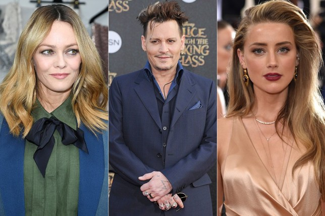 Vanessa Paradis will testify in support of Johnny Depp at his upcoming court hearing. Credit Getty vanessa-jonny-amber-getty.jpg