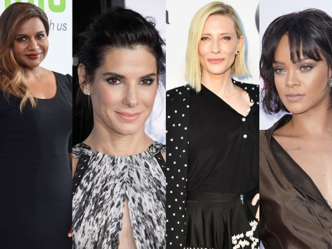 Is this the 'confirmed' cast for the all-female Ocean's Eight?