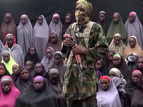 Boko Haram says some kidnapped schoolgirls 'killed in airstrikes'
