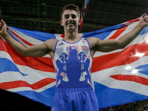 Max Whitlock wins first ever British Olympic gold medal in gymnastics