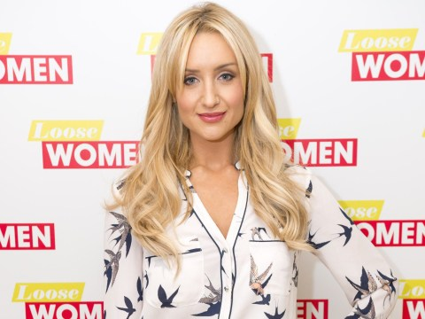 Corries star Catherine Tyldesley gets defensive following humiliating music career fail