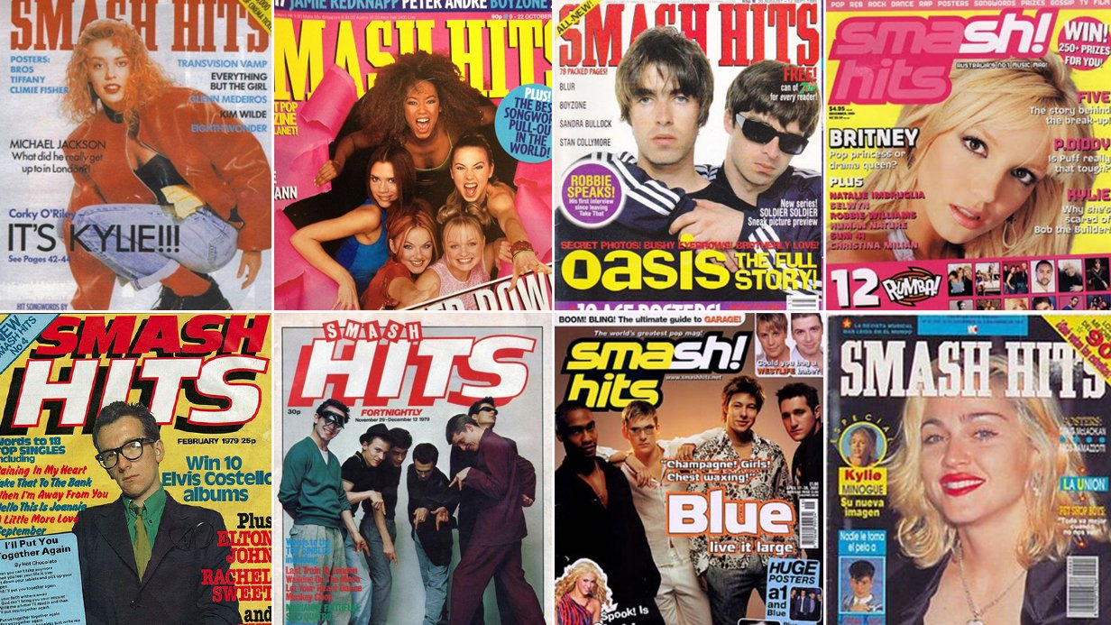 12 reasons Smash Hits was the best music magazine ever