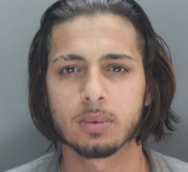 Felix Stoica, 19, of Broom Lane, Levenshulme, Manchester locked up for two years for trying to rob a 77 year old pensioner in Bromborough. She fought back and rammed one of her attackers' heads into a cash machine.