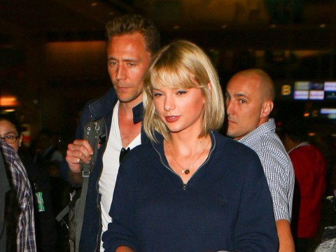 Police used Taylor Swift and Tom Hiddleston picture to promote counter-terrorism strategy