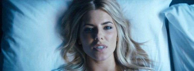 "****Ruckas Videograbs**** (01322) 861777 *IMPORTANT* Please credit Island Records for this picture. 19/08/16 Grabs from the new music video for the song ""Back To You"" by Mollie King - the first solo single by the singer since being in The Saturdays. Office (UK) : 01322 861777 Mobile (UK) : 07742 164 106 **IMPORTANT - PLEASE READ** The video grabs supplied by Ruckas Pictures always remain the copyright of the programme makers, we provide a service to purely capture and supply the images to the client, securing the copyright of the images will always remain the responsibility of the publisher at all times. Standard terms, conditions & minimum fees apply to our videograbs unless varied by agreement prior to publication."