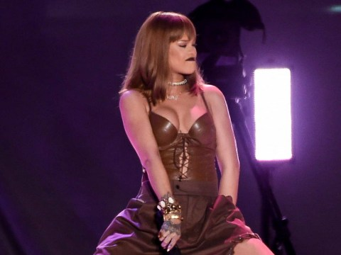 Rihanna dazzles fans with 'incredible' headline performance at V Festival