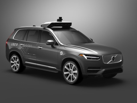 Anti-social types, rejoice! Uber's first fleet of driverless cars is coming