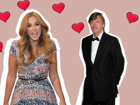 Geordie Shore's Vicky Pattison reveals she has a celebrity crush on Richard Madeley