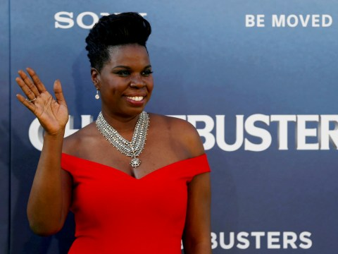 Homeland Security is working to track down hackers who posted nude photos and personal information on Leslie Jones' website