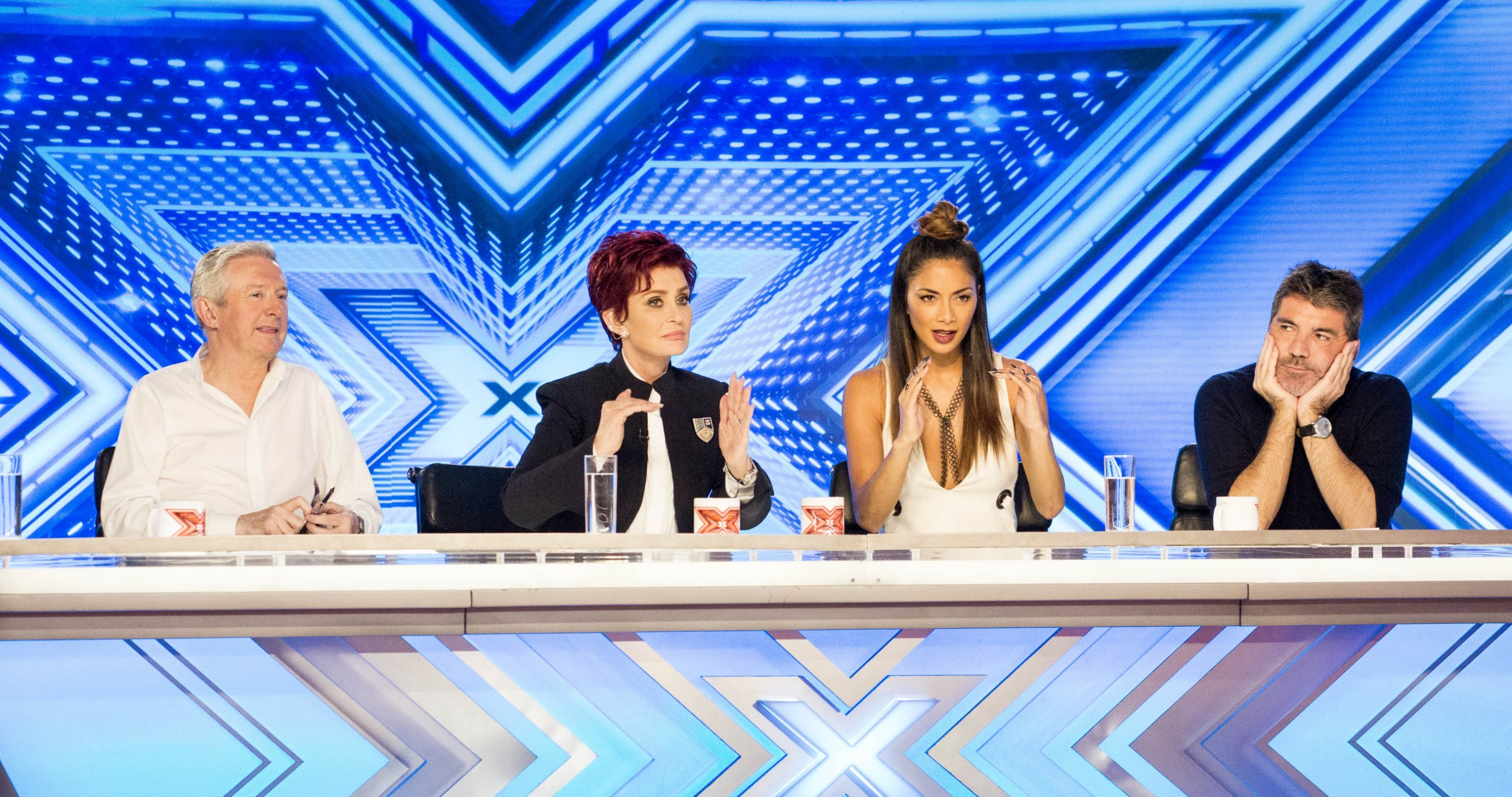 The X Factor 2016: It's back and the first Saturday night audition show was full of our favourite things!
