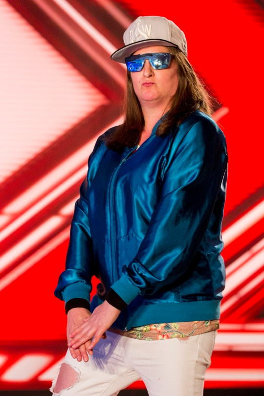 39e570641648 MANDATORY CREDIT REQUIRED  SYCO THAMES TV ITV undated handout photo of Honey  G