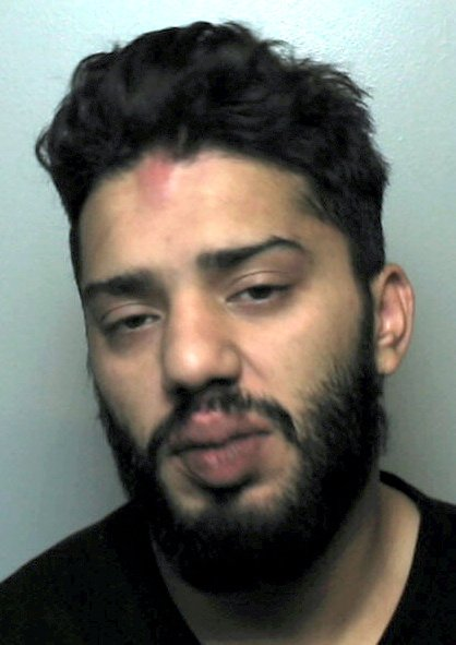 Mohammed Khan. Britain's worst burglar has been jailed for over two years after he fell ASLEEP in his victim's home and had to be woken up by the POLICE. See News Team story NTISLEEP; Bungling Mohammed Khan, 22, smashed his way into an empty house through the back door while the owner was out driving his taxi. The victim realised his home had been ransacked when he returned at 3.20am but was stunned when he heard SNORING coming from his front room. Incredibly, he looked in and saw dim-witted Khan fast asleep covered with a blanket with a wrench resting on his lap. The victim quietly crept outside and called police who rushed to the house and arrested the dopey burglar after waking him up. Khan, of Smallthorne, Stoke-on-Trent, Staffs., pleaded guilty to burglary and was jailed for two years and three months at Stoke-on-Trent Crown Court on Friday (26/8).