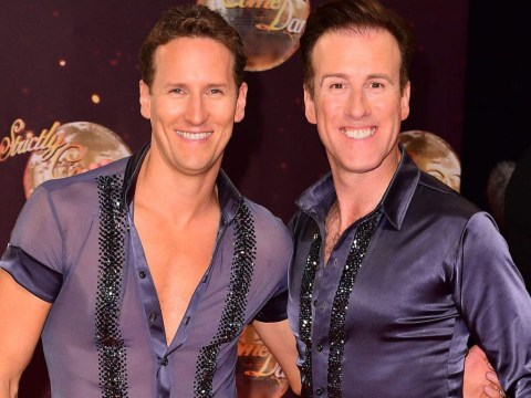 Strictly Come Dancing's Brendan Cole denies spat with 'very good friend' Anton du Beke