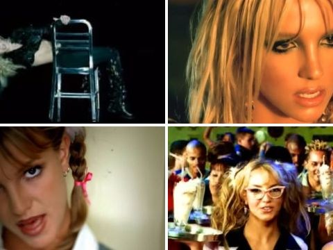 Here's the definitive ranking of Britney Spears' 10 best videos