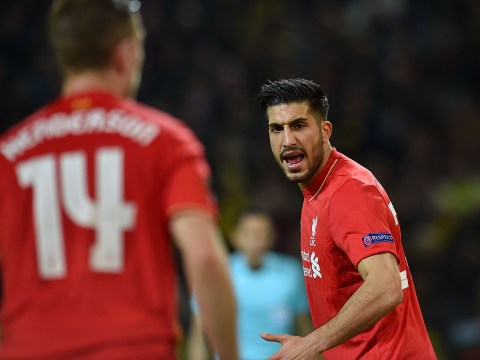 Emre Can eager to emulate former captain Steven Gerarrd at Liverpool