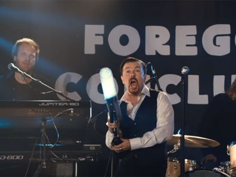 David Brent: Life On The Road Review:  Ricky Gervais' film is totally un-PC,  but toe-curlingly funny