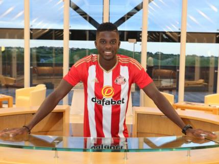 Chelsea's Papy Djilobodji makes £8million Sunderland transfer