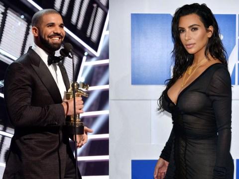 Everyone is talking about Kim Kardashian's reaction to Drake winning a VMA award
