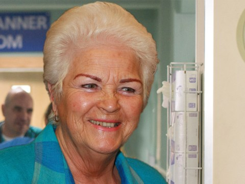 EastEnders legend Pam St Clement joins Casualty – as an enemy for Charlie Fairhead!