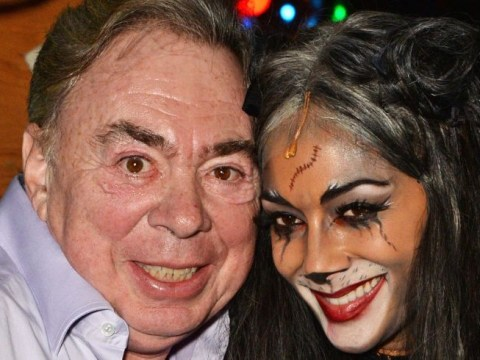 Nicole Scherzinger denies she's at war with Andrew Lloyd Webber after she ditched his show Cats for The X Factor