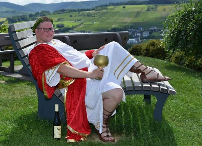Meet the Wine Queen of Germany