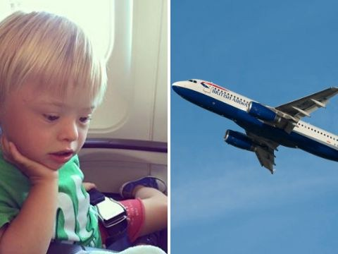 Mum publicly thanks airline who went above and beyond to make sure her son, who has Down's Syndrome, had a wonderful flight